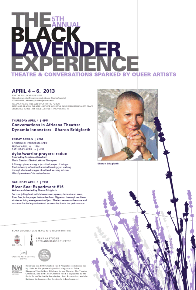 The Black Lavender Experience